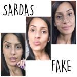 COMO FAZER SARDAS FAKE EM CASA