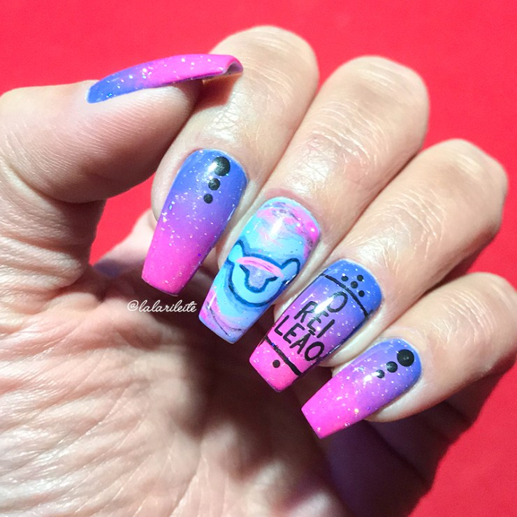 unhas rei leão, filme o rei leão, rei leão, unhas rei leão, unhas decoradas rei leão, nail art, lion king nails, the lion king nails, unhas da lala, lala, larissa leite, unhas para o filme o rei leão, unhas decoradas fáceis rei leão, unhas decoradas simba, unhas do simba, unhas simba, nail art simba