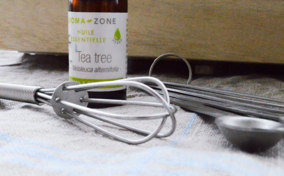 huiles essentielles de tea tree