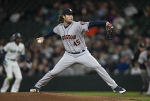 New York Yankees Gerrit Cole