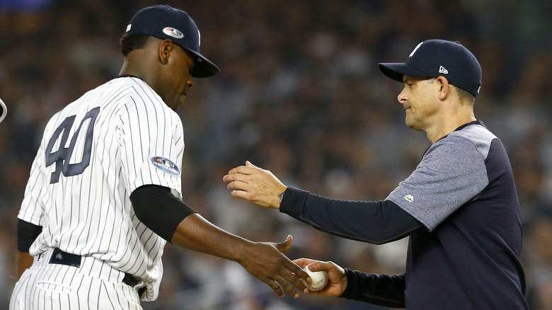 What can the Yankees expect upon Luis Severino's return?