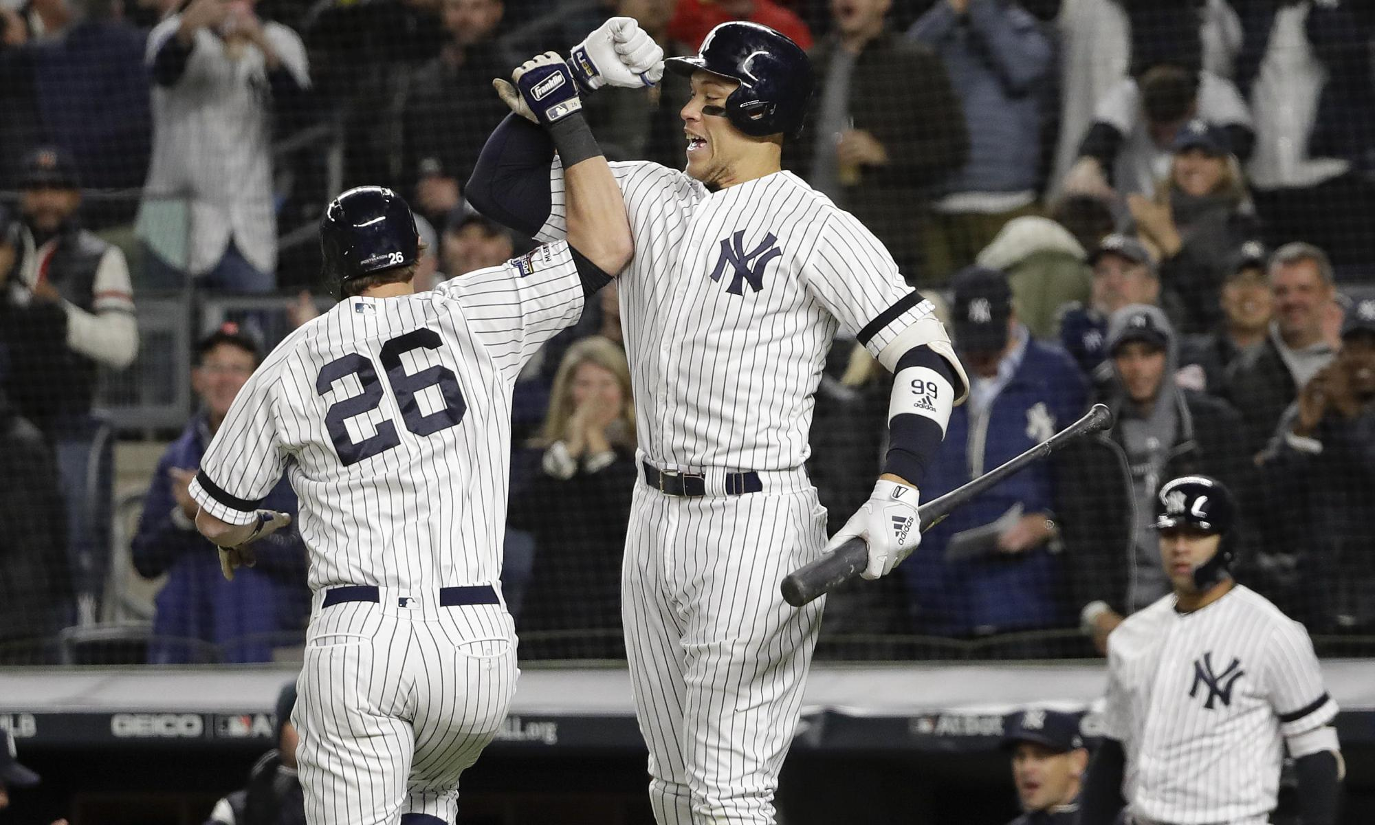 Yankees Astros ALCS