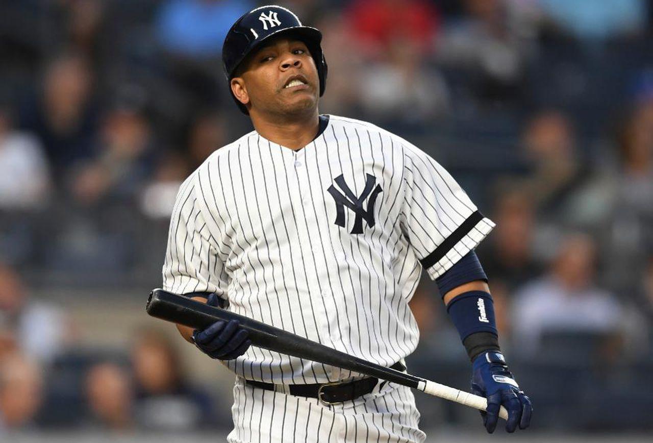 Yankees Edwin Encarnacion ALCS