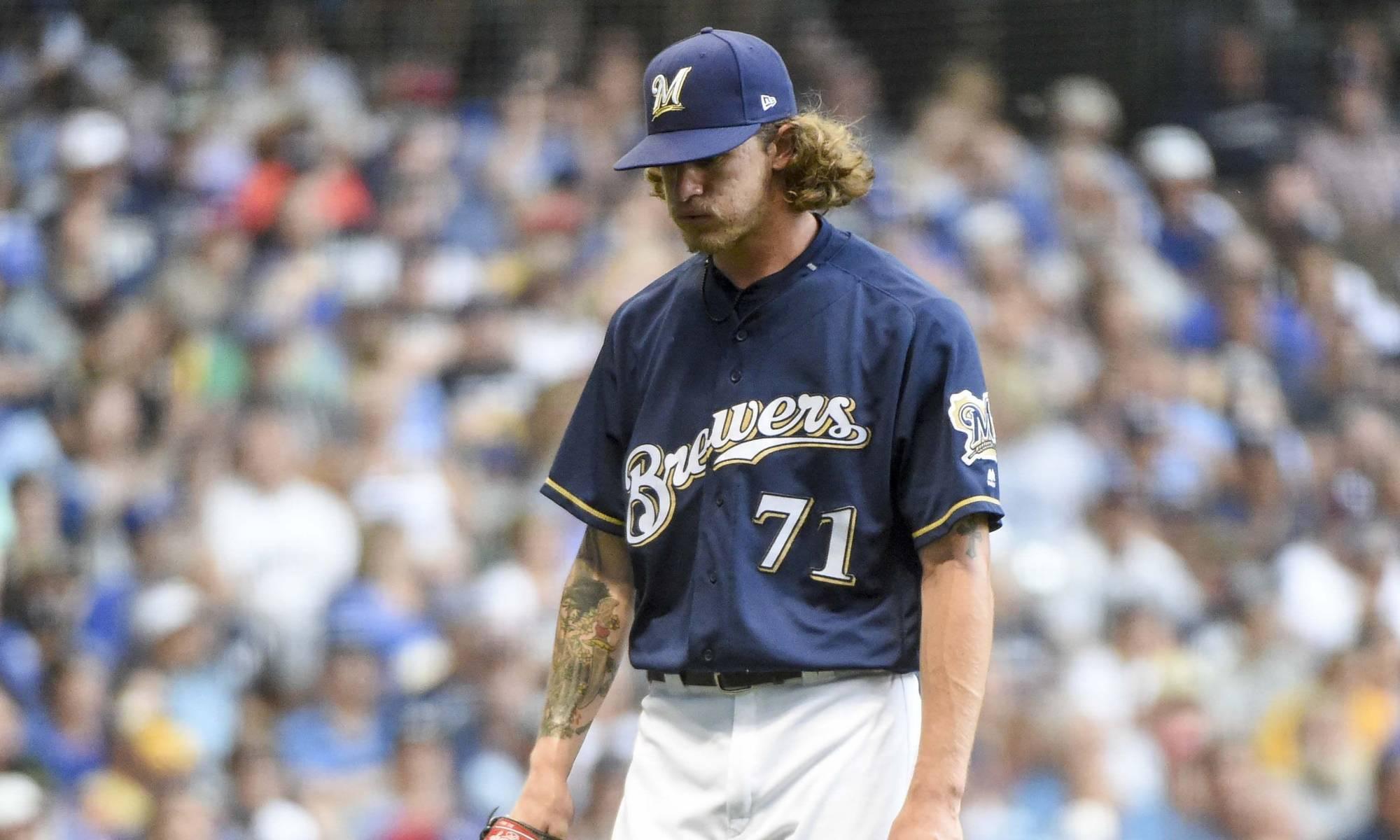 Josh Hader Yankees
