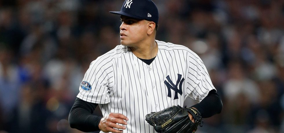 Dellin Betances Yankees