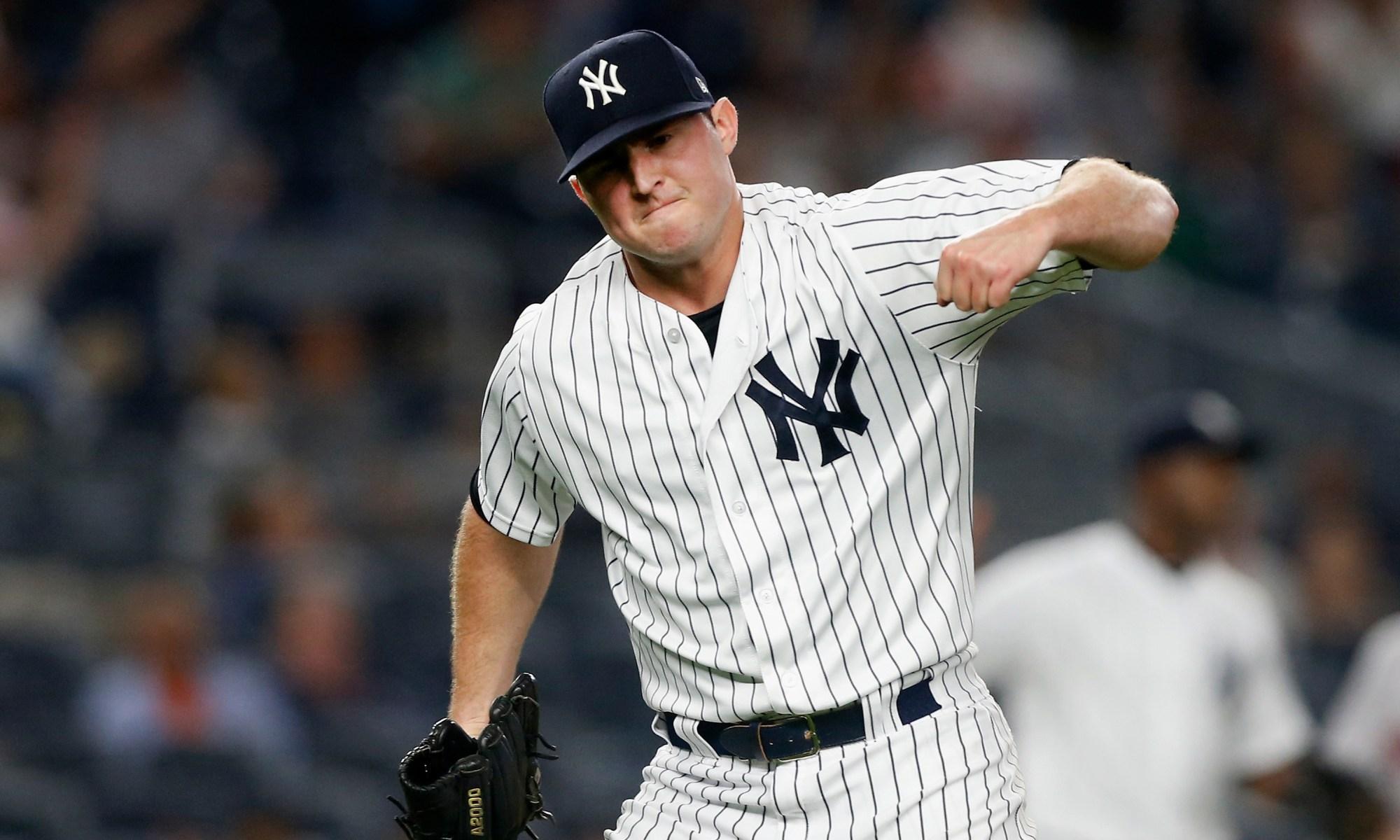 Yankees Zack Britton