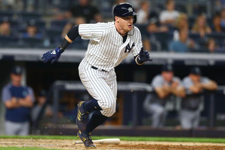 Yankees Clint Frazier