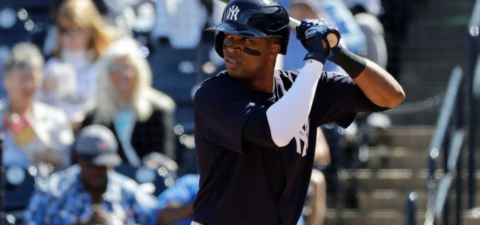 Rosell Herrera Yankees
