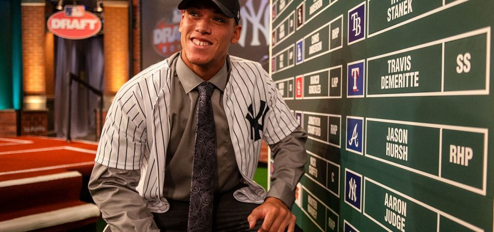 MLB Draft Aaron Judge