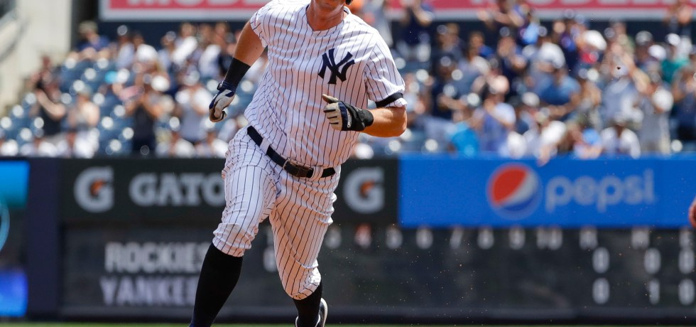 The Yankees need to re-sign DJ LeMahieu this offseason