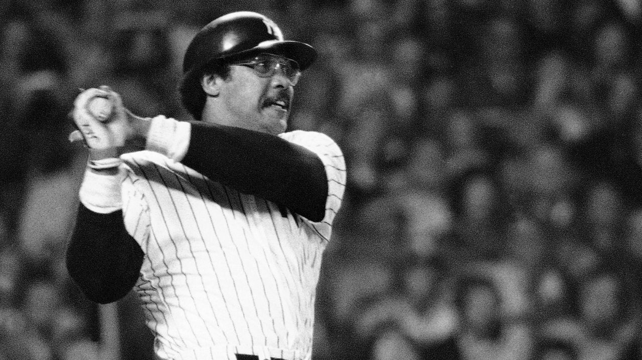 Yankees Reggie Jackson