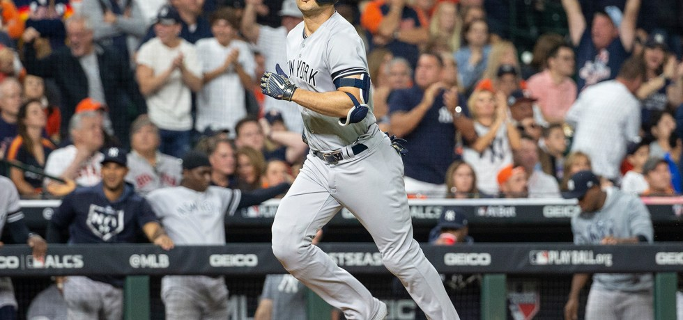 Can Giancarlo Stanton turn his image around in a 60-game sprint to the playoffs?