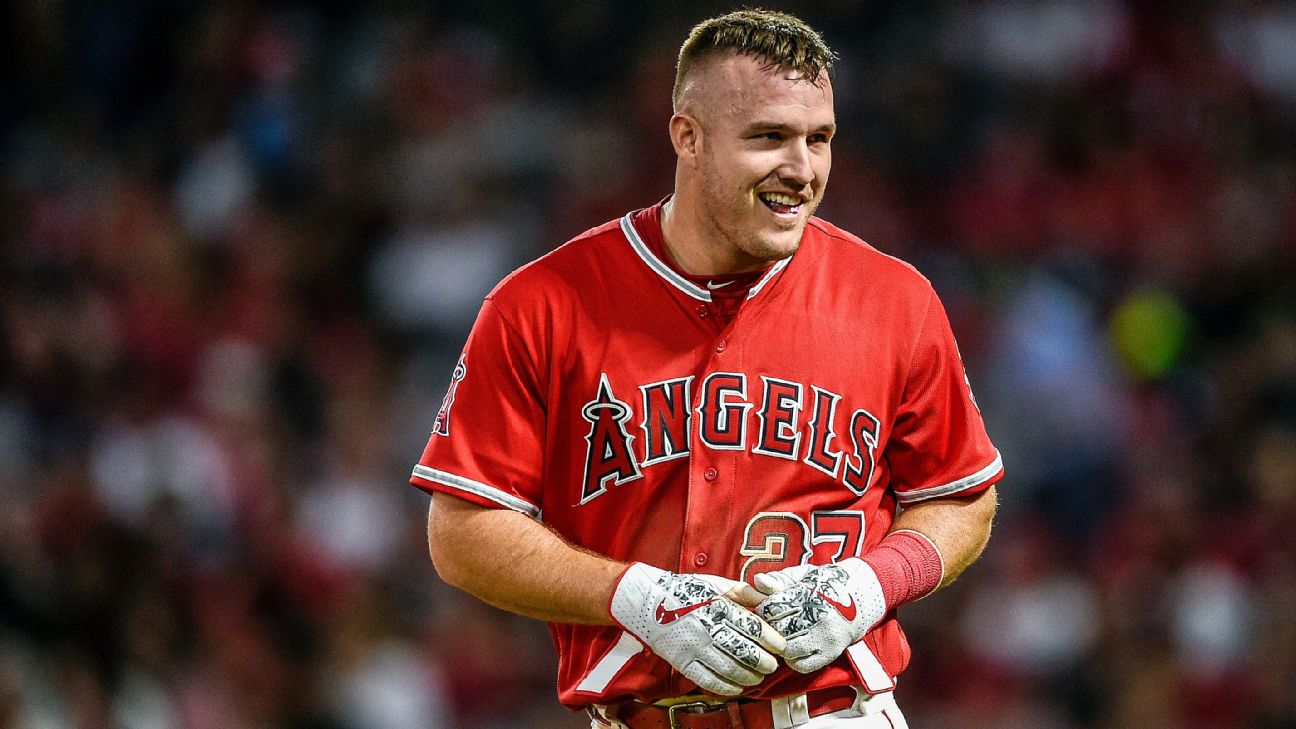 Fantasy Baseball Mike Trout