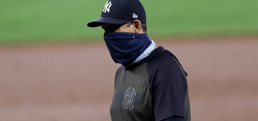 Will Aaron Boone have a job with the Yankees come Spring Training?