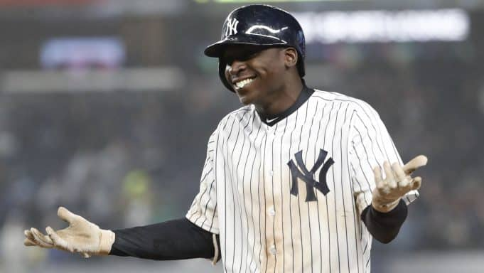 Should the Yankees re-unite with Didi Gregorius?