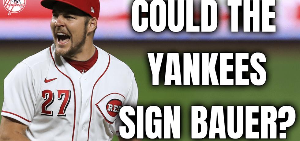 Trevor Bauer Yankees