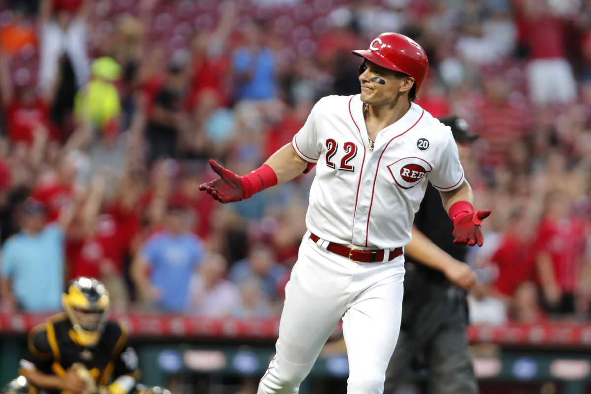 Derek Dietrich would provide much needed versatility to the Yankees' lineup.