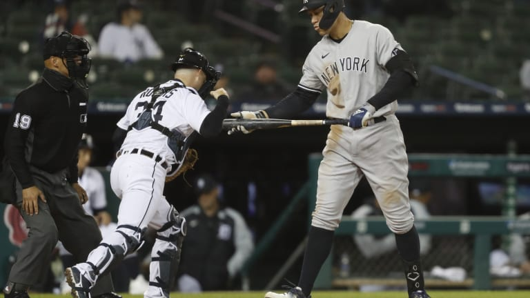 The Yankees had an awful weekend in Detroit.