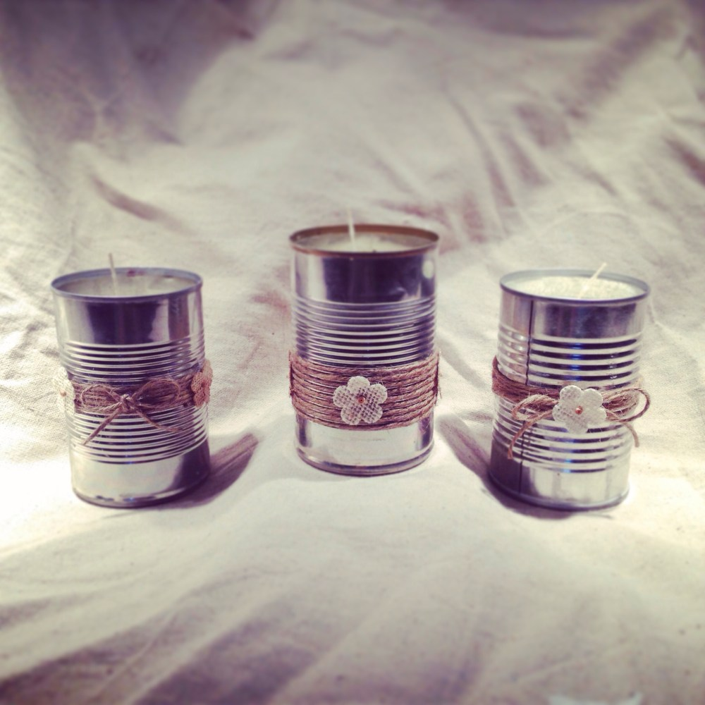 Wax Ecstatic - Homemade Citronella Candles (1/6)