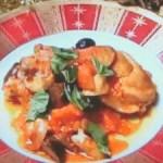 チキンのトマト煮込みのレシピ・作り方【チューボですよ!】