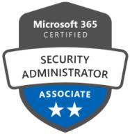 Curso para a prova MS-500 Microsoft 365 Security Administration logo 2