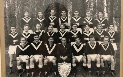 1955 Mens Division 1