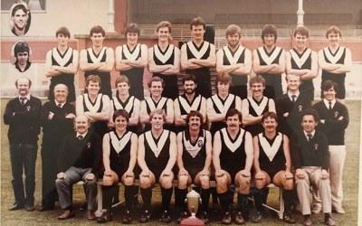 1984 Mens A1 Reserves