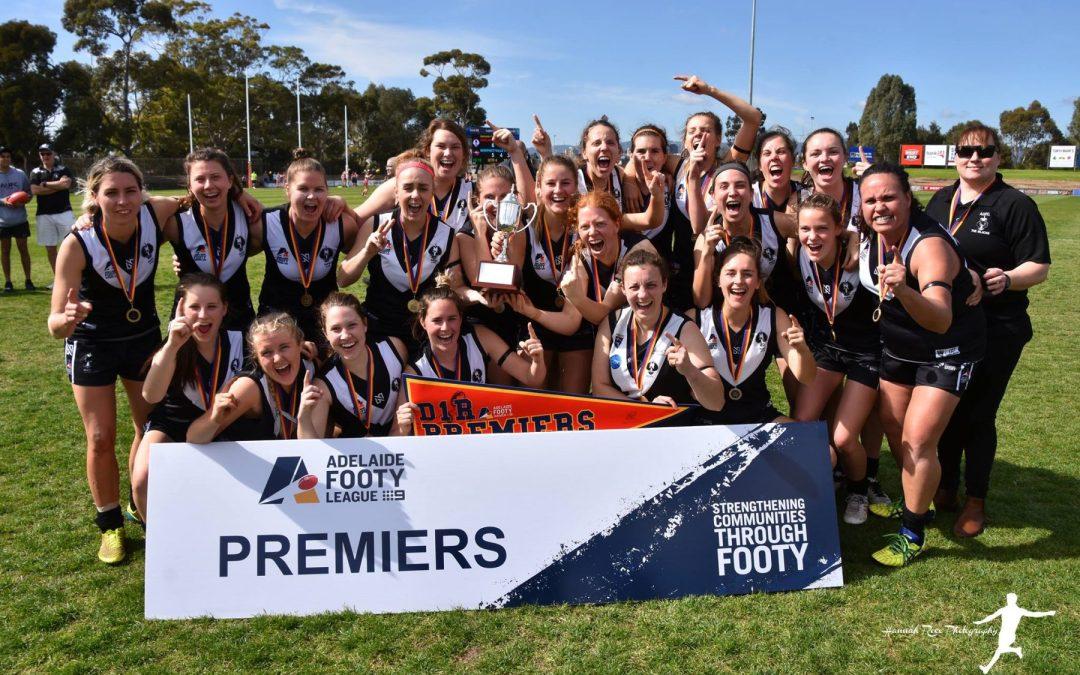 2018 Women Division 1 Reserves