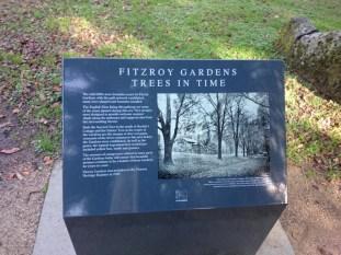 Dream trees sign