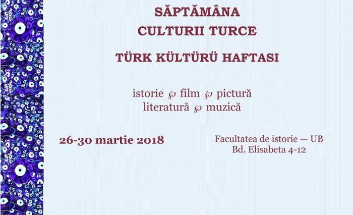 afis Saptamana Culturii Turce site