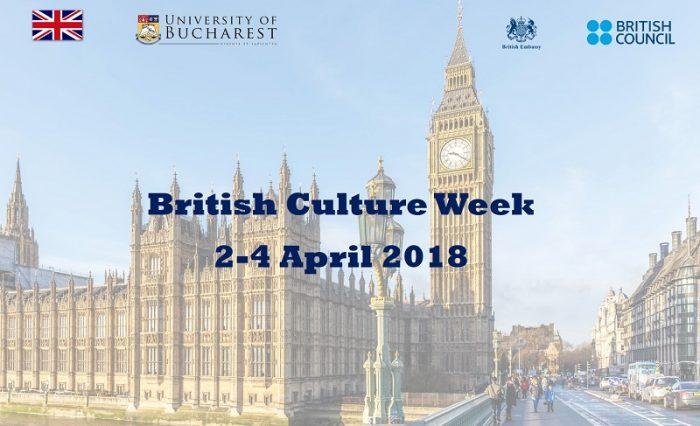 saptamana culturii britanice