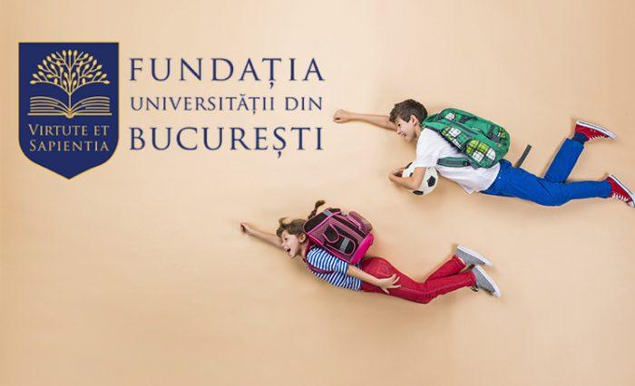 fundatia ub fundatia virtute et sapientia fundatia universitatii din bucuresti unibuc
