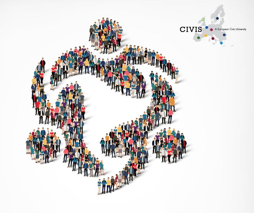 Call CIVIS Label