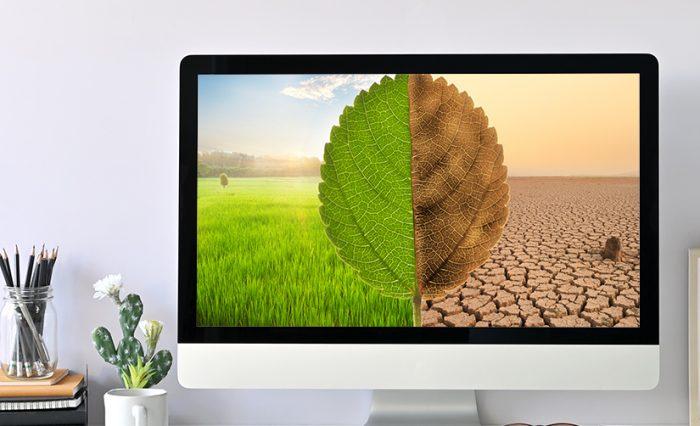 stire climat change monitor