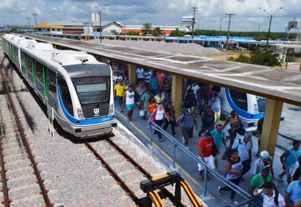 CBTU Natal aumenta viagens na Linha Norte