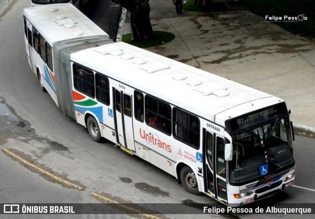 Projeto de ônibus no modelo BRT para João Pessoa é descartado