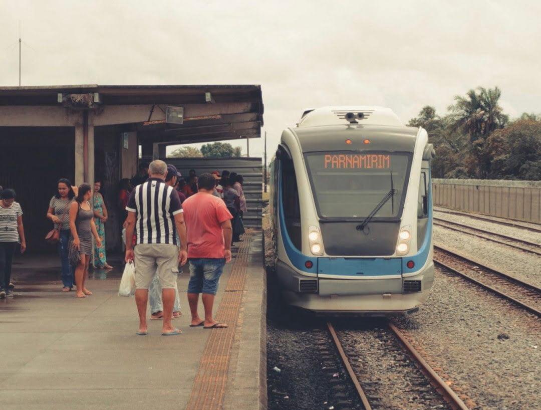 Trens Urbanos de Natal não vão funcionar no feriado de finados