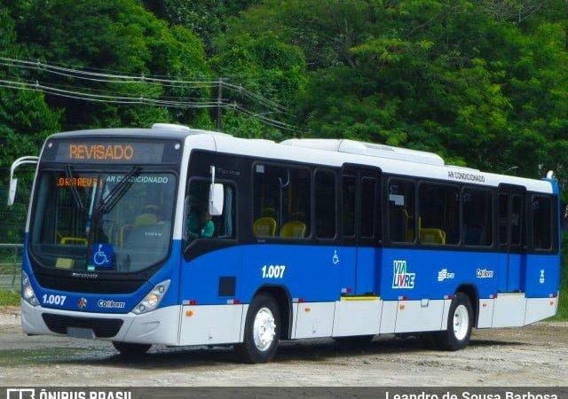 PE: Cidade Alta Transportes recebe novos ônibus