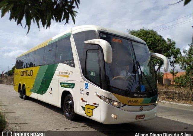 Gontijo retoma linha Natal/Aracaju