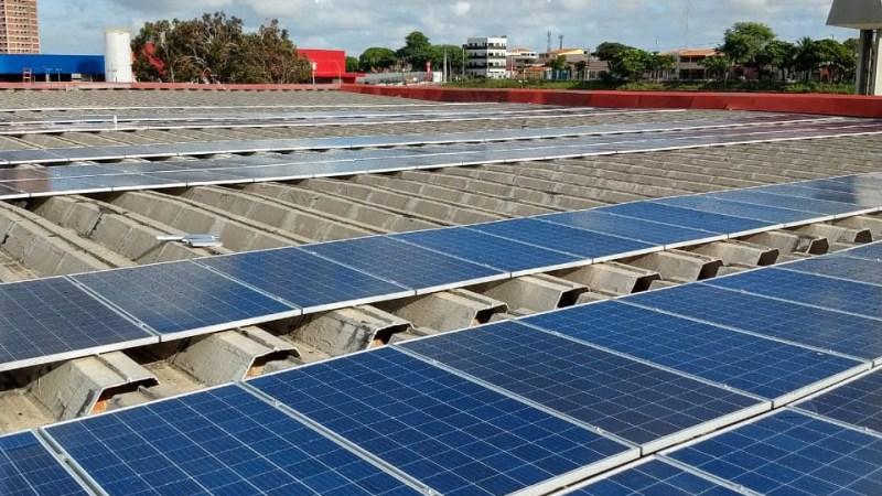 Sistema de energia fotovoltaica reduz impacto ambiental e custos de energia do Terminal Rodoviário de Natal