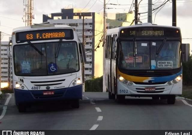 STTU suspende tarifa social no transporte de Natal