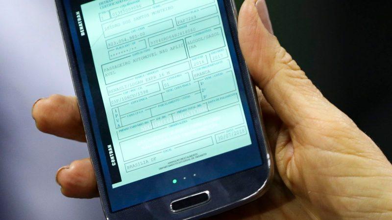 Detran-RN disponibiliza versão eletrônica do documento do veículo