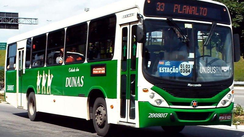 #TBT Unibus RN: Os primeiros ônibus com a marca Cidade do Natal