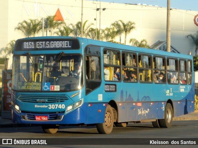 MG: Usuários podem denunciar ônibus que não atendem às medidas de proteção contra a transmissão do Coronavírus