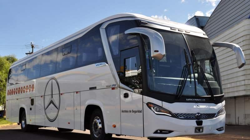 Mercedes-Benz mantém a liderança nas vendas de ônibus no Brasil