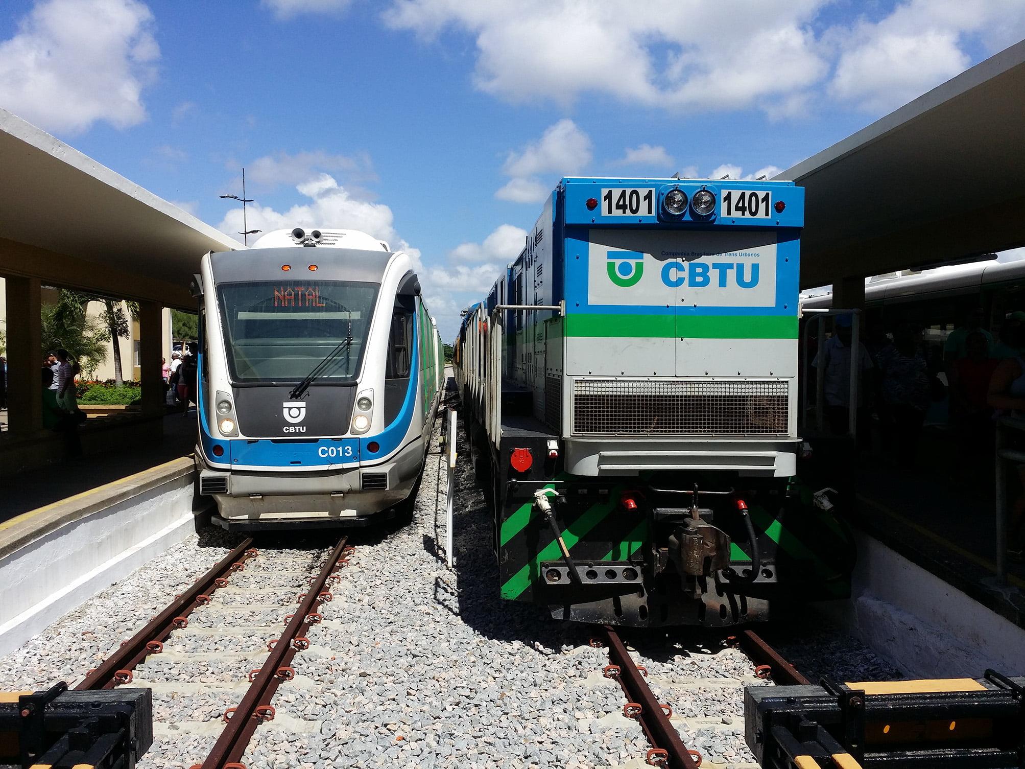 CBTU anuncia volta do trajeto integral da linha Norte do trem metropolitano