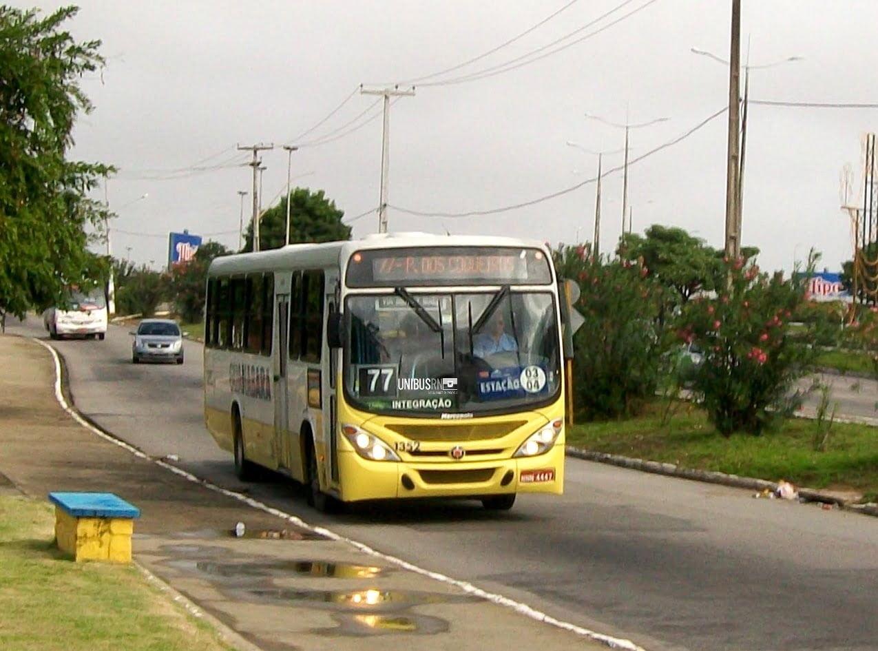 #TBT Unibus RN: Os primeiros 'Torino GVII' da empresa Guanabara