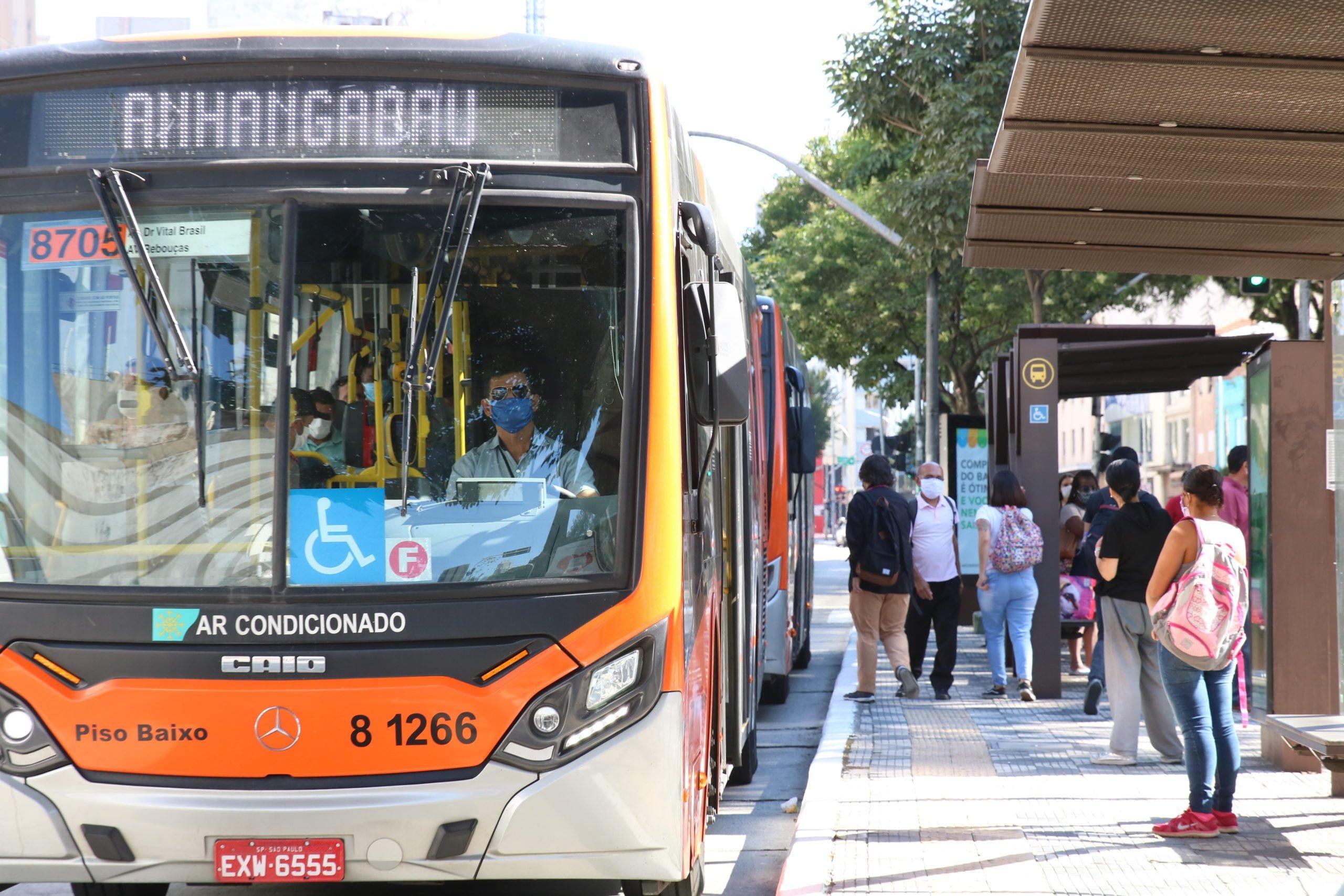 Pandemia leva 60% dos eleitores a evitar o transporte público em SP, mostra Datafolha
