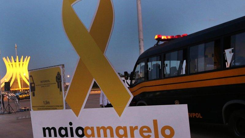 Detran – RN participa de ações do Maio Amarelo por meio digital