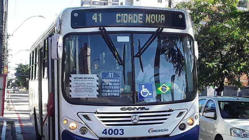 SINTRO-RN exige presença do oficial de justiça para liberar ônibus da Conceição